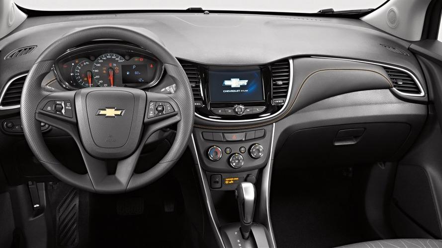 Chevrolet Tracker 2017 Argentina