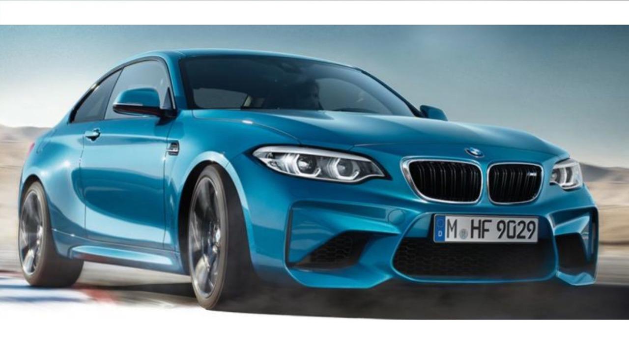 2018 BMW M2 Makyaj