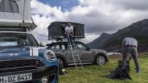 Mini Countryman çadırı