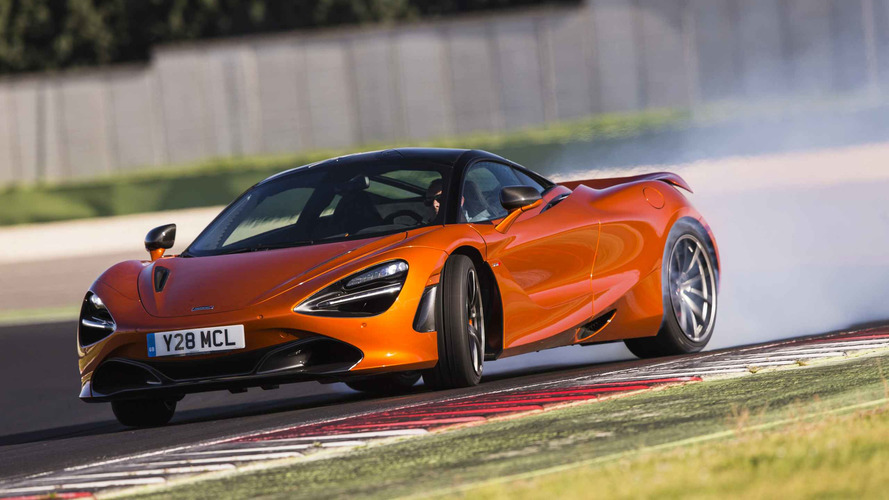 F1 and Pirelli team up for supercar experience