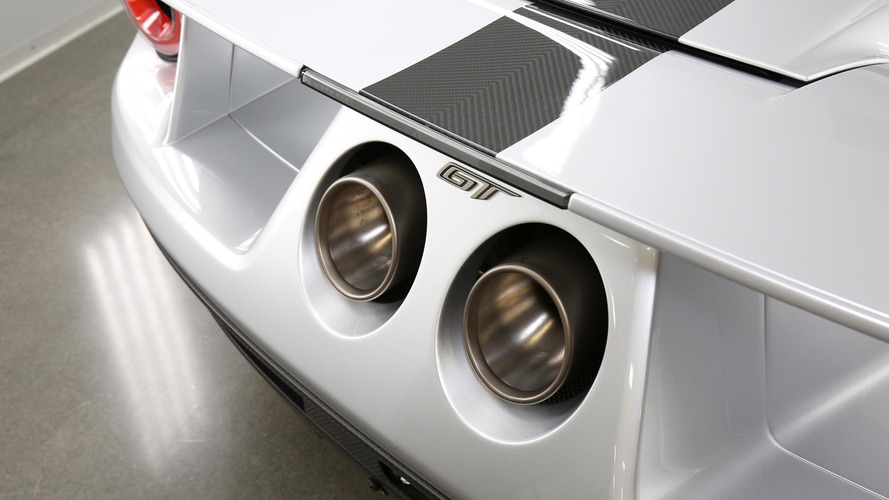 Ford GT Competition Series 2017