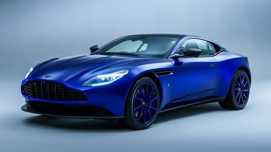 DB11'e Q by Aston Martin dokunuşu