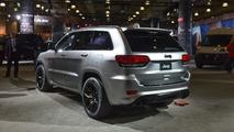 2018 Jeep Grand Cherokee Trackhawk - New York 2017