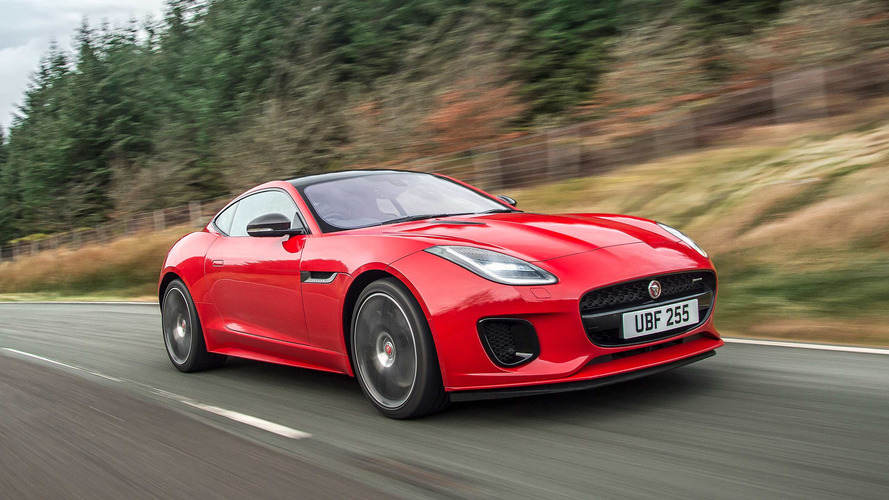 Next-Gen Jaguar F-Type Confirmed With Electrified Powertrain