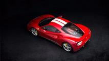 Amalgam Ferrari 70ème Anniversaire au 1:18