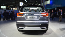 Subaru Ascent Concept - New York 2017