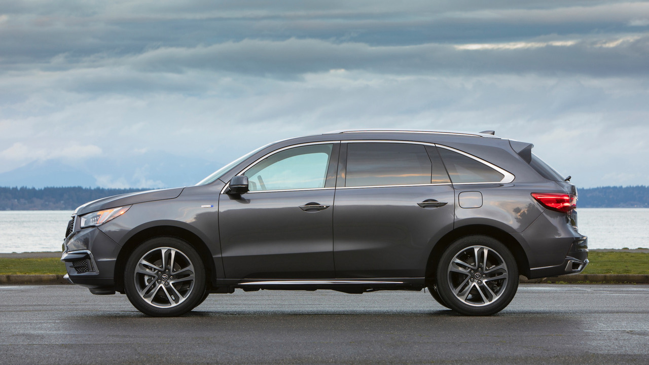 Wonderful 2017 Acura MDX Hybrid First Drive Photo