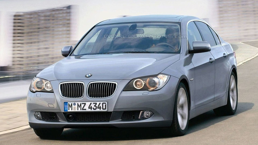 New BMW 5 Series Prototype Caught Again in Munich