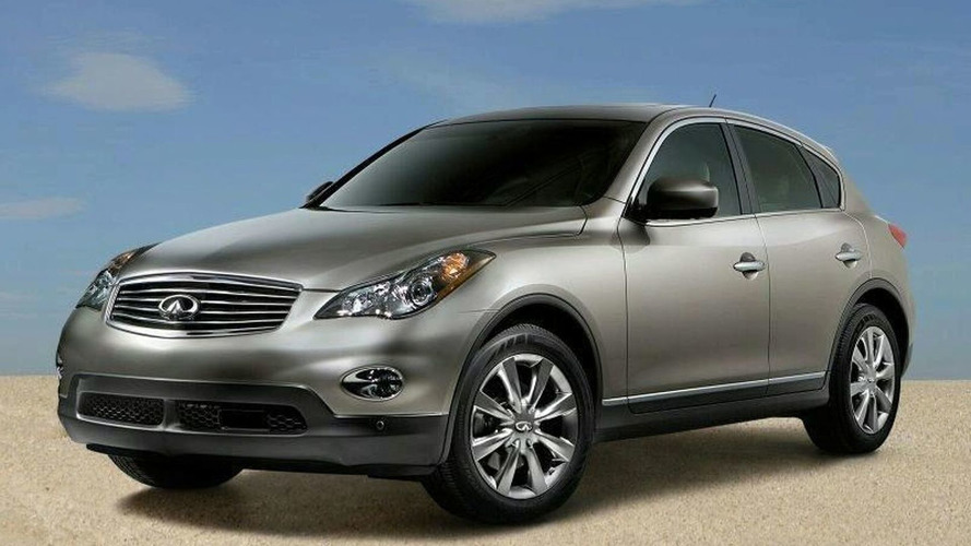 Infiniti EX35 Now On Sale