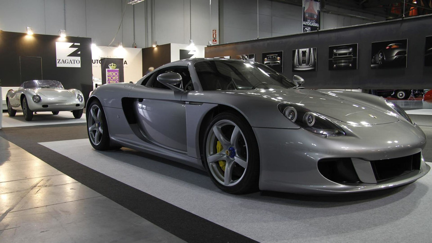 Porsche Carrera GT receives Zagato treatment [videos]