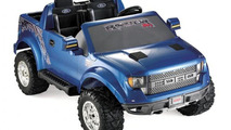 Fisher-Price Power Wheels F-150 Raptor 24.12.2012