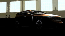 Kia Cross GT concept teased for Chicago - previews a possible Borrego successor