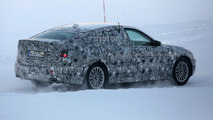 2017 BMW 5 Series GT spy photo