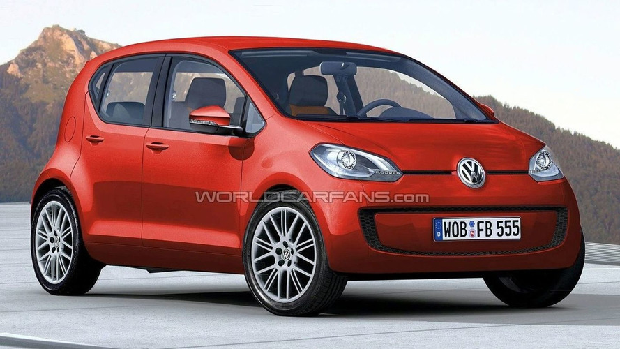 VW Up! to Be Named Lupo in 2011