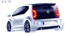 Volkswagen GT up! concept 14.09.2011