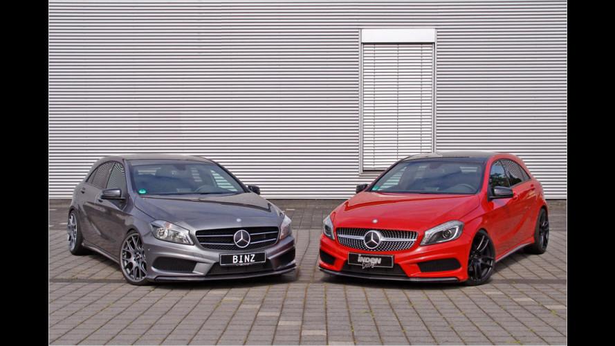 Sportliches Mercedes-Doppel