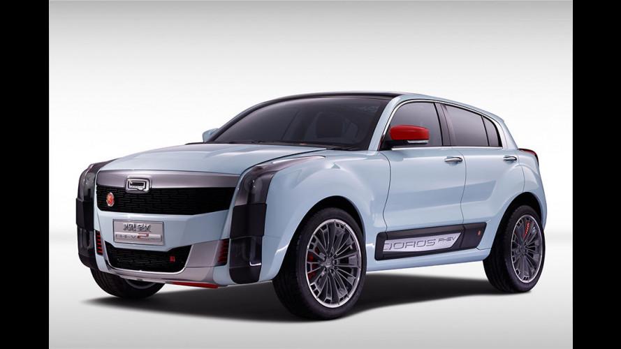 Mini-SUV für China-Rapper