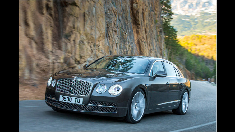 Bentley: Der neue Flying Spur