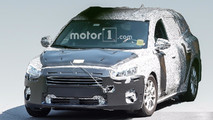 2018 Ford Focus wagon spy photos