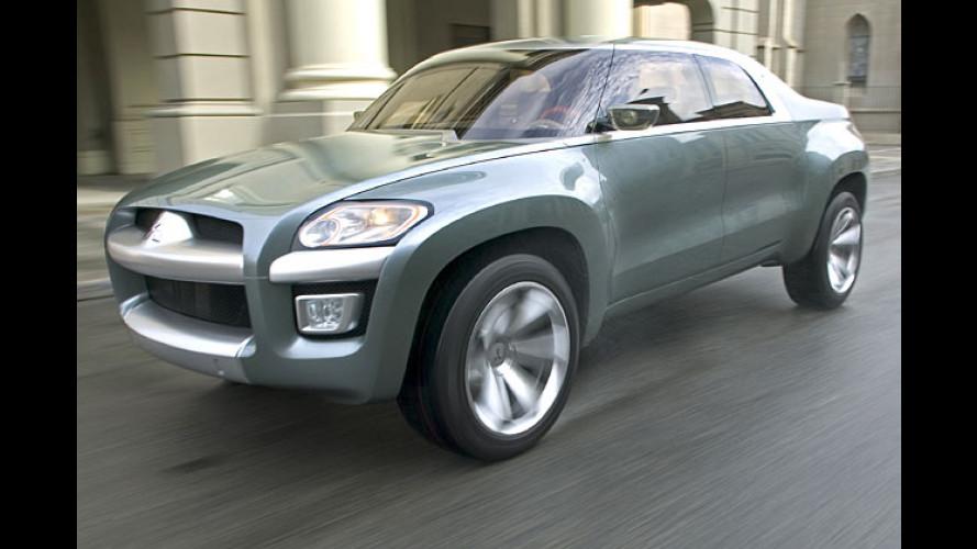 Mitsubishi: In Detroit mit den Studien Eclipse und Sport Truck