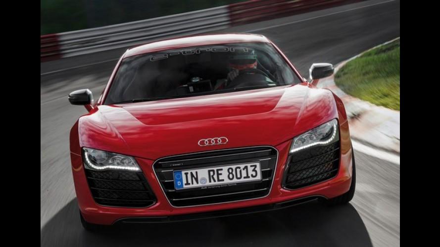Audi recebe sinal verde para lançar dois veículos elétricos até 2018