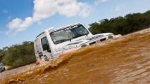 Na terra e no asfalto: Começa a Copa Troller Sudeste 2011