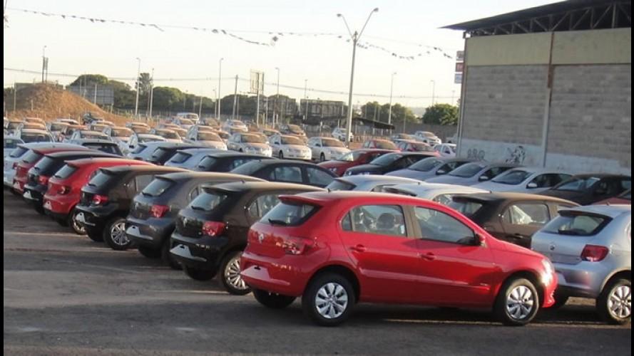 Anfavea: vendas 2013 deverão fechar em queda, mas produção será recorde