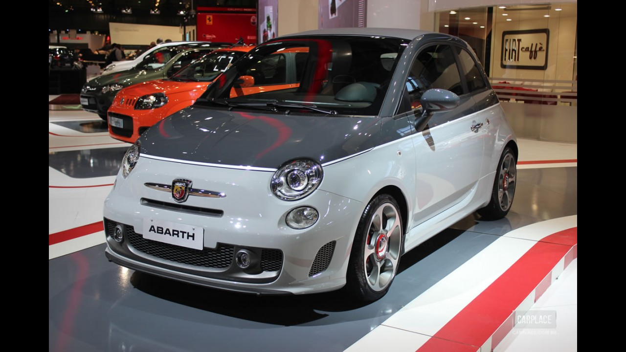 Salão de Buenos Aires: Fiat mostra o apimentado 595 Abarth Cabrio