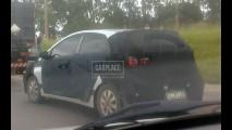 Leitor flagra Hyundai HB em testes em Tatuí - SP