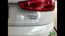 Flagra: Novo Audi Q3 já chegou ao Brasil
