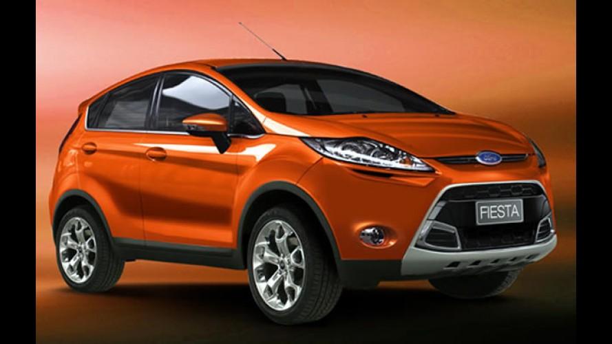 Novo Ford Ecosport 2012?