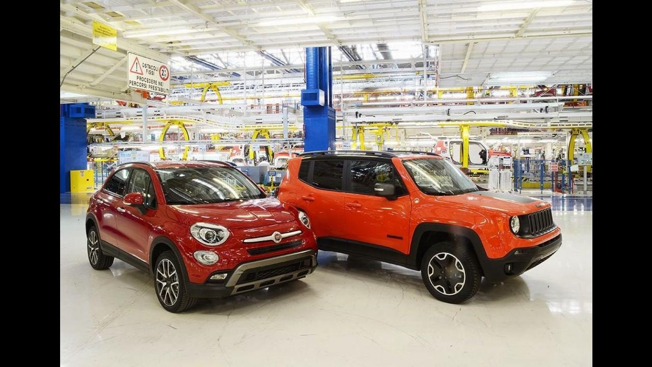 Fiat amarga último lugar em índice de satisfação nos EUA; Lexus é líder