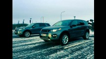 Aventura: novo Discovery Sport na Islândia - parte 1