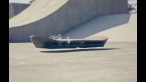 De volta para o futuro: Lexus anuncia criação de skate que flutua
