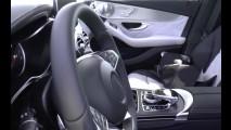 Flagra! Novo Mercedes-Benz GLC aparece praticamente sem disfarces - vídeo