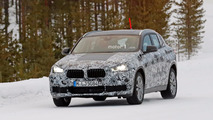 BMW X2 2017 fotos espía