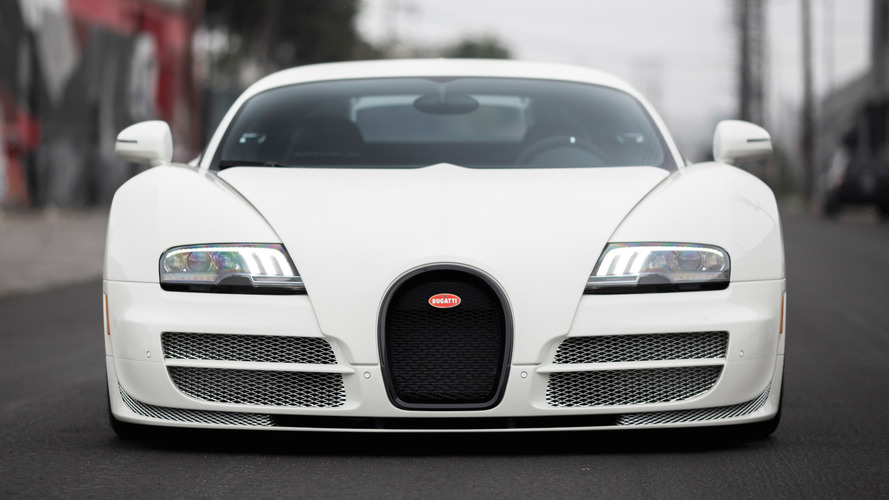 Bugatti sadakat programı Veyron'unuza 15 yıl bakıyor