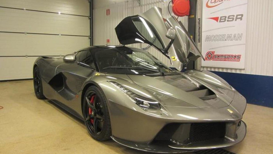 JMB Optimering tuning LaFerrari to 1,050 PS