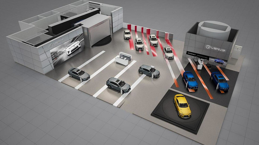 Lexus to unveil new concept in Geneva next month