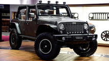 Jeep Wrangler Unlimited Rubicon Stealth concept