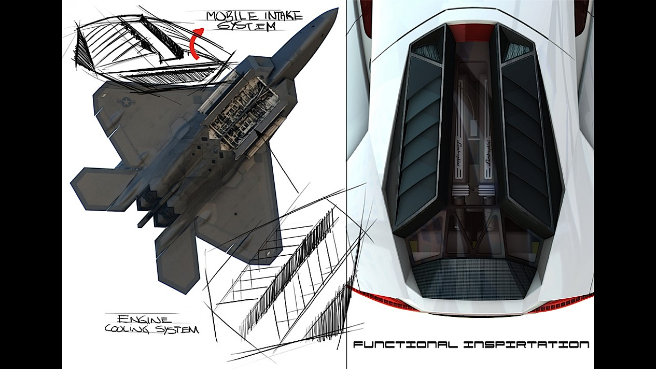 Lamborghini Indomable Concept by Daniel Chinchilla Ochoa