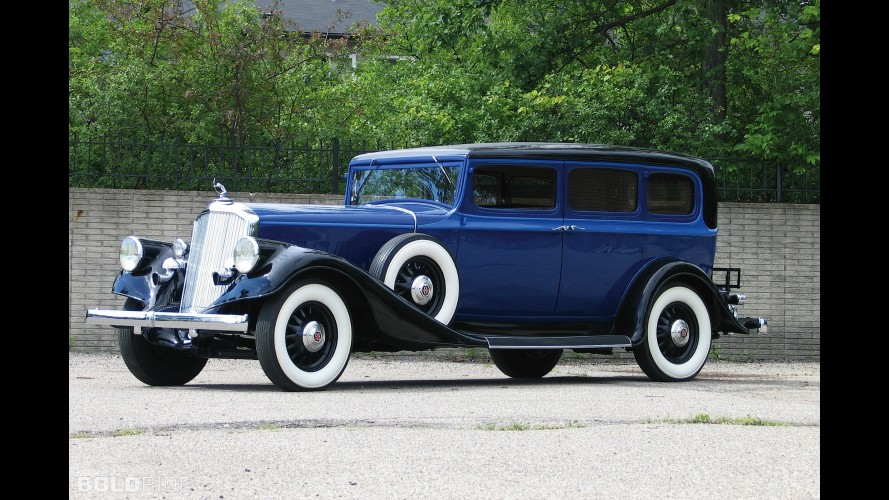 Pierce-Arrow Formal Limousine