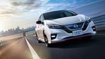 Nissan Leaf Nismo commercialisée au Japon