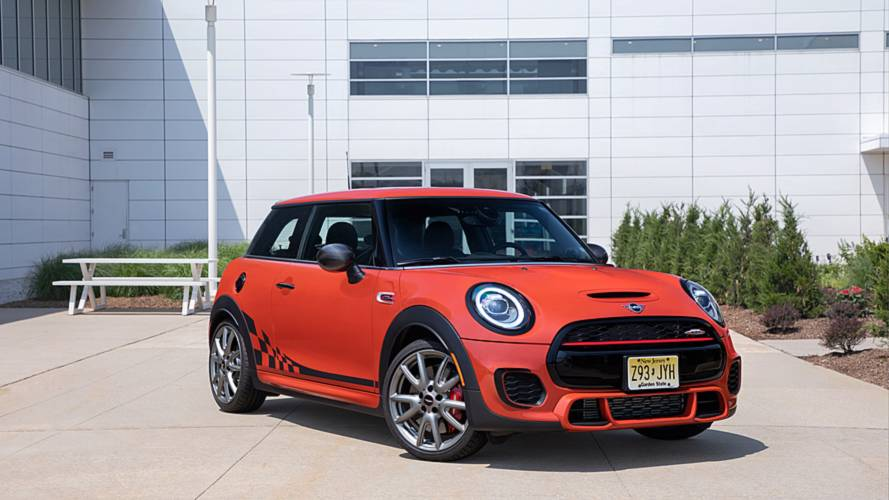 MINI,  JCW Hardtop International Orange Edition'ı tanıttı