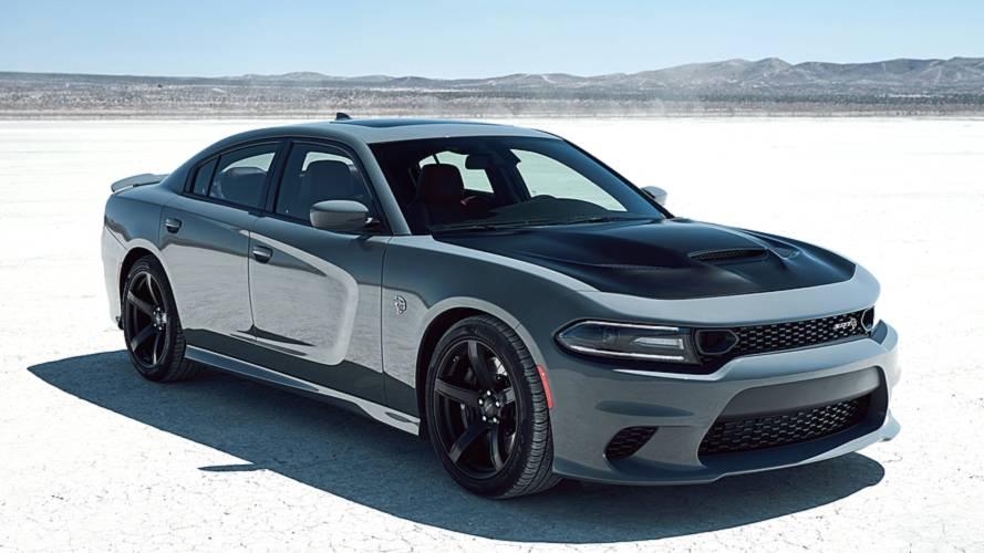 Démoni technológiával debütált a Dodge Charger SRT Hellcat