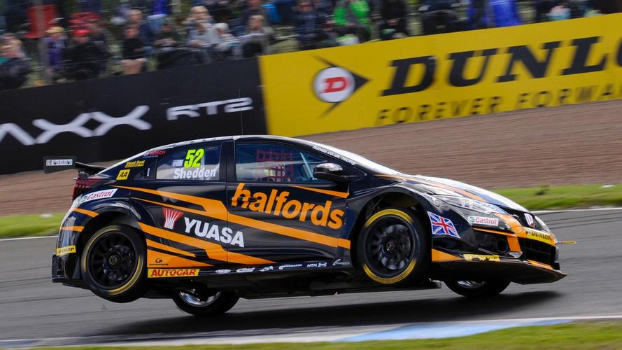 Gordon Shedden quits BTCC in surprise move