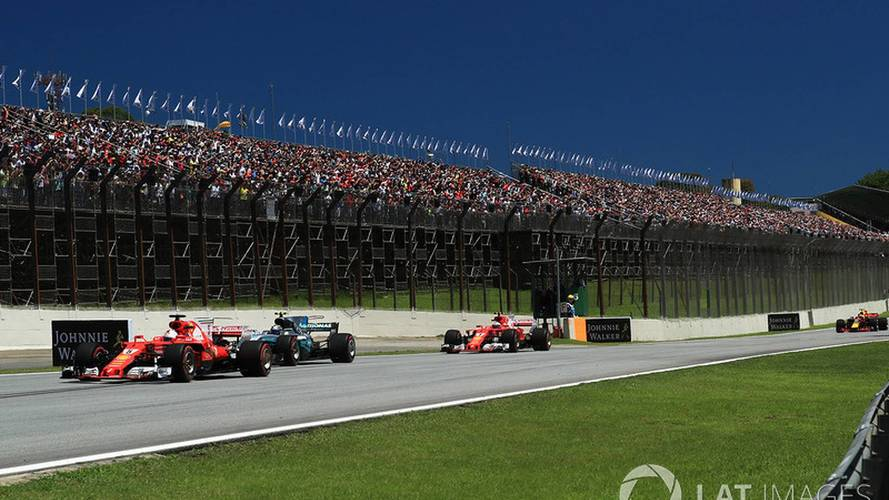 Vettel vuelve a la victoria en Brasil y acaricia el subcampeonato