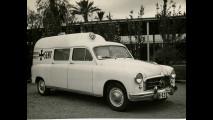 Seat 1400 ambulanza