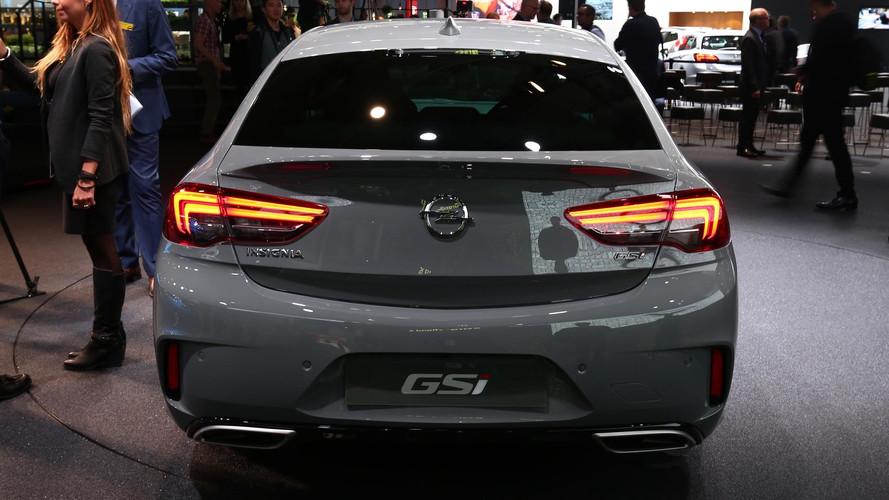 Vauxhall Insignia GSi