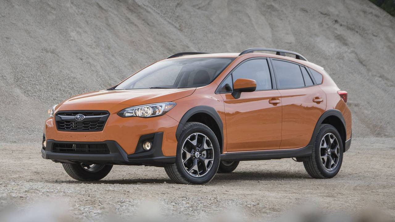 2018 subaru crosstrek review go off the beaten path. Black Bedroom Furniture Sets. Home Design Ideas